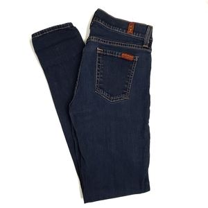 7 For All Mankind The Skinny jean size 26